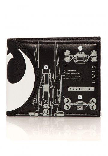 Star Wars - Rebels Split Logo - Wallet