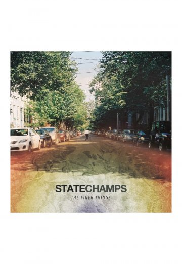 State Champs - The Finer Things - CD