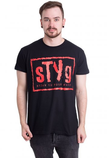 Stick To Your Guns - Can Try - T-Shirt