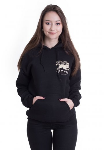 Stick To Your Guns - Cave Canem - Hoodie