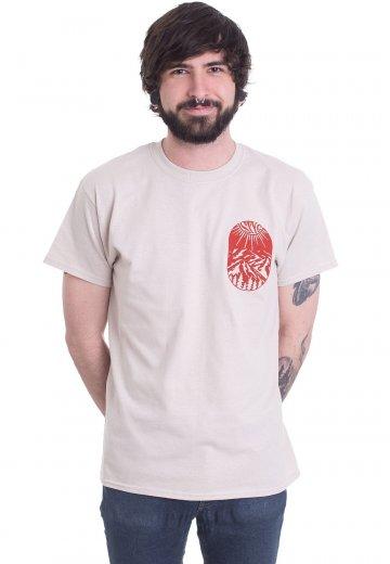 Stick To Your Guns - Mountains Sand - T-Shirt
