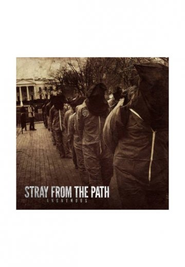 Stray From The Path - Anonymous - CD