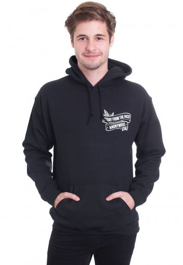 Stray From The Path - Anonymous 5 Year Anniversary - Hoodie