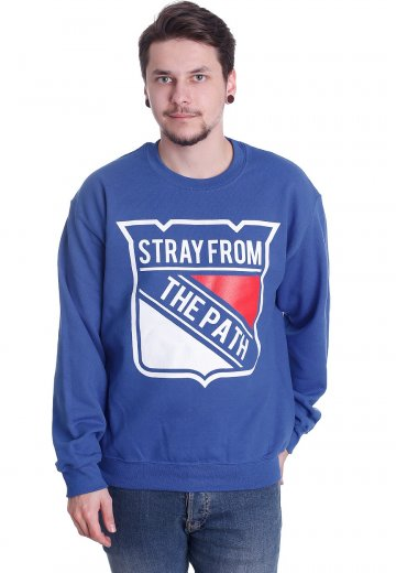 Stray From The Path - Crest Royal - Sweater