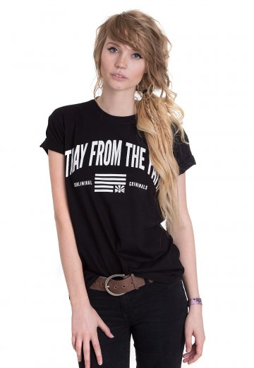 Stray From The Path - New Police - T-Shirt
