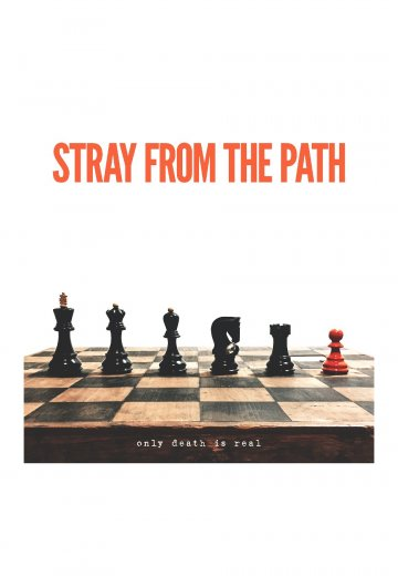 Stray From The Path - Only Death Is Real - CD