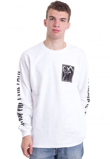 Stray From The Path - Reaper White - Longsleeve