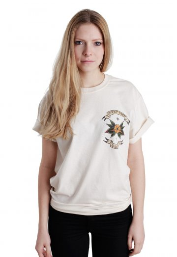 Stray From The Path - Tattoo Lighthouse Natural - T-Shirt