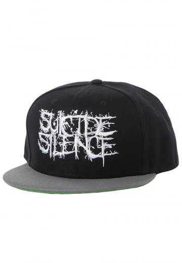 Suicide Silence - You Only Live Once Snapback - Gorra - Impericon.com ES a12ba4566f7