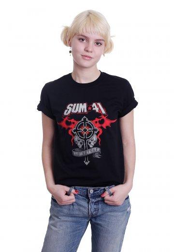 Sum 41 - 13 Voices Cover - T-Shirt