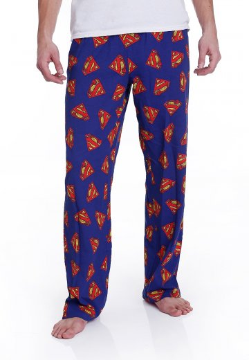 1e4642d06d Superman - Allover - Pyjama Pants - Impericon.com DE