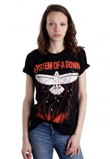 System Of A Down - Overcome - T-Shirt