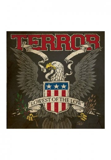 Terror - Lowest Of The Low (Re-Release) - Digipak CD