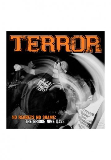 Terror - No Regrets, No Shame: The Bridge Nine Days - CD + DVD