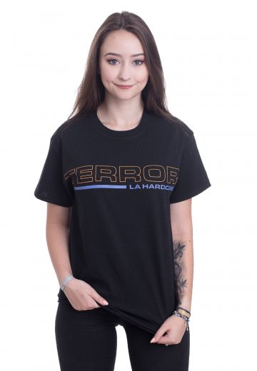 Terror - Out Of My Face - T-Shirt