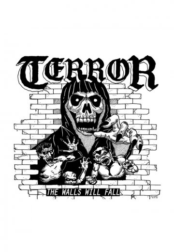 Terror - The Walls Will Fall EP - CD