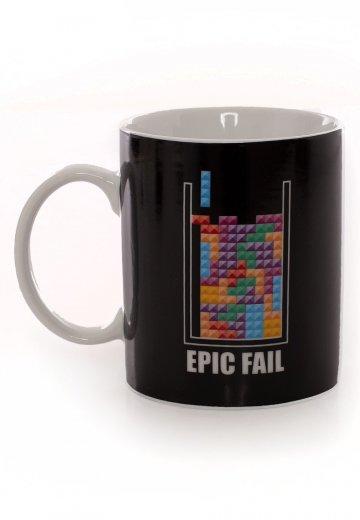 Tetris - Epic Fail - Mug
