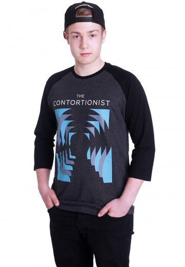 The Contortionist - Resonate Charcoal/Black - Longsleeve