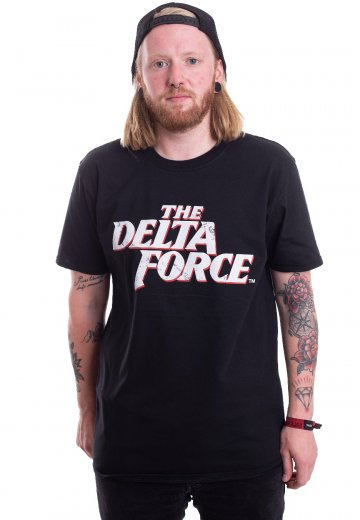 The Delta Force - Washed Logo - T-Shirt