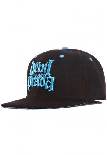 58159117d55 The Devil Wears Prada - Blue Logo - Cap - Impericon.com UK