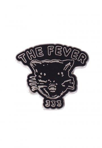 The Fever 333 - Cat Head Die Cut - Pin