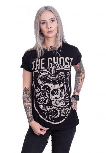The Ghost Inside - Skull Dagger - T-Shirt
