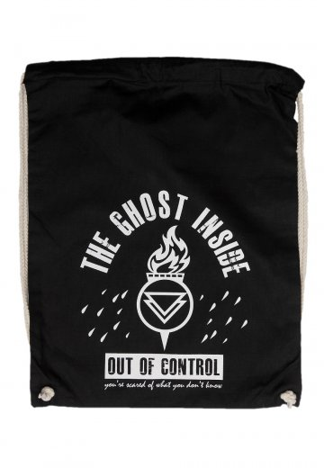 The Ghost Inside - Torch Drawstring - Backpack