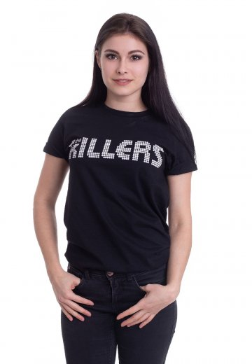 The Killers - Dots Logo - T-Shirt