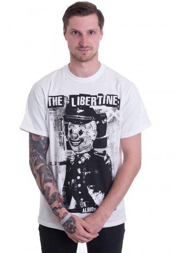 The Libertines - Albio To Utopia White - T-Shirt