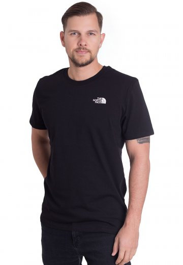cf9f62d7 The North Face - Simple Dome - T-Shirt - Streetwear Shop - Impericon.com AU
