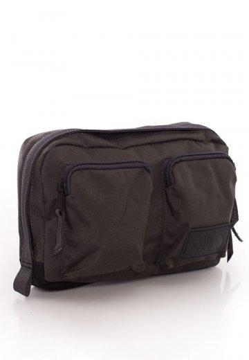 neue sorten 50-70% Rabatt New York The North Face - Kanga Asphalt Grey Heather/TNF Black - Hip Bag