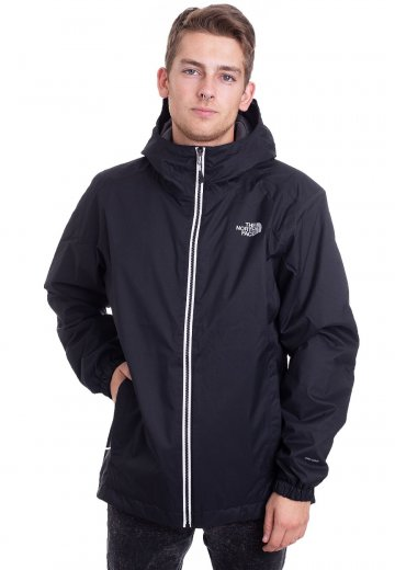 chaqueta the north face quest negro