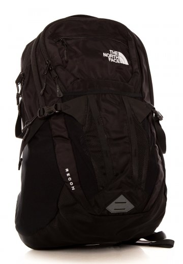 The North Face - Recon TNF Black - Backpack