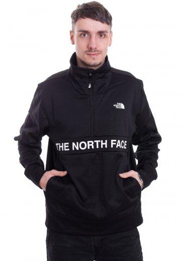 0cc2ec692 The North Face - TNL 1/4 ZIP TNF Black - Jacket