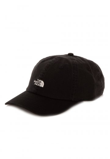 8ef1946fcd The North Face - Washed Norm TNF Black Wash - Casquette - Boutique ...