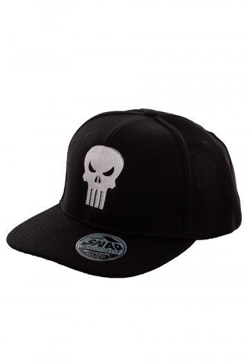The Punisher - Skull Logo - Cap