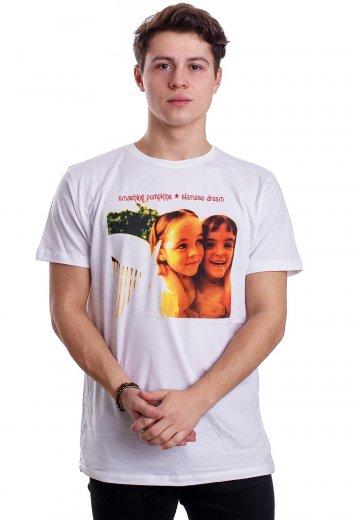 1dddd7cc The Smashing Pumpkins - Siamese Dream White - T-Shirt - Official  Alternative Rock Merchandise Shop - Impericon.com UK