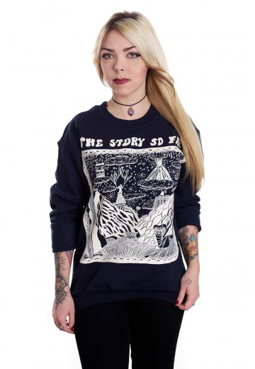 The Story So Far - Cover Navy - Sweater