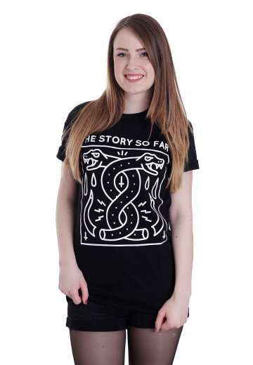 The Story So Far - Snakes - T-Shirt