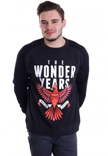 The Wonder Years - Cardinal Charcoal Black - Svetr - Oficiální ... 7033fe020e8