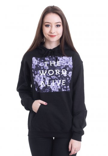 The Word Alive - Floral Box - Hoodie