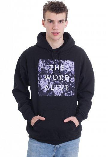 The Word Alive - Floral Box - Hoodie