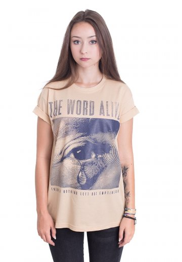 The Word Alive - There's Nothing Left Sand - T-Shirt