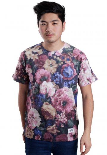 f5bdfac489ea THFKDLF - Multi Floral - T-Shirt - Streetwear Shop - Impericon.com AU