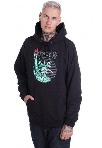 5f5aeb26fbbf Thrasher - Liberty Goat - Hoodie - Streetwear Shop - Impericon.com Worldwide