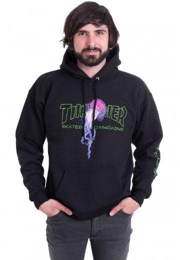 db9e972d Thrasher - Thrasher Atlantic Drift Back - Hoodie - Streetwear Shop ...