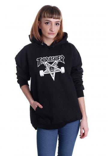d3ddef81436a Thrasher - Thrasher Skate Goat - Hoodie - Streetwear Shop - Impericon.com AU