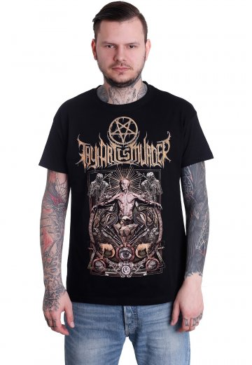Thy Art Is Murder - Key - T-Shirt