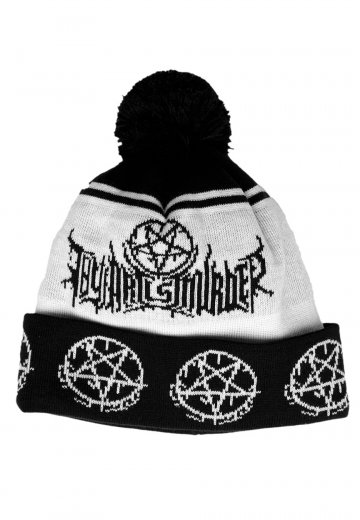 38123d33043 Thy Art Is Murder - Limited Pom - Beanie - Official Deathcore Merchandise  Shop - Impericon.com US