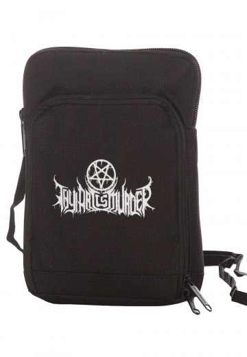 Thy Art Is Murder - Logo - Travel Bag